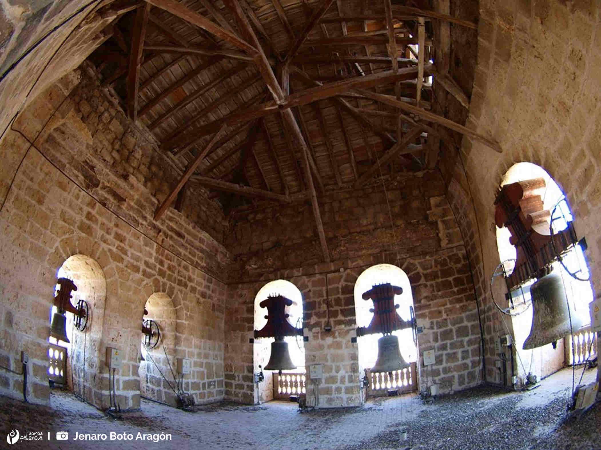 Campanario. Torre. Catedral. Palencia. Bella desconocida. Reconocida