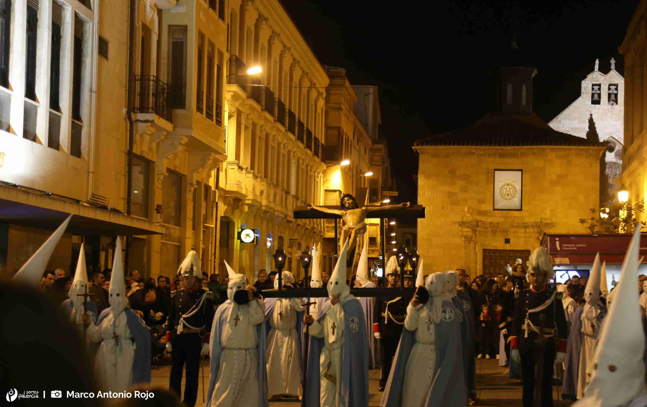 Lunes Santo, Semana Santa Palencia