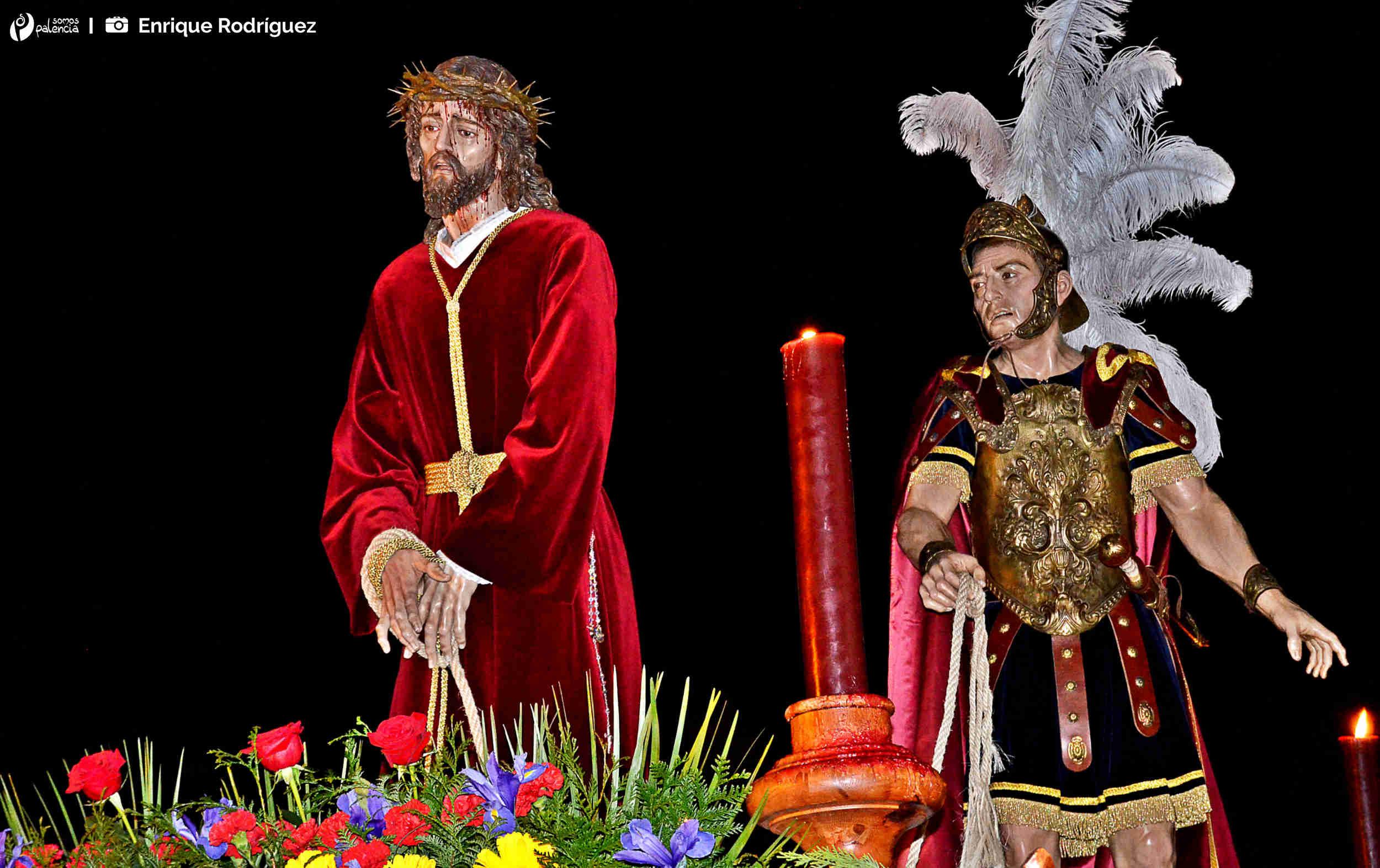Procesión de la Sentencia. Viernes de Dolores, Semana Santa Palencia