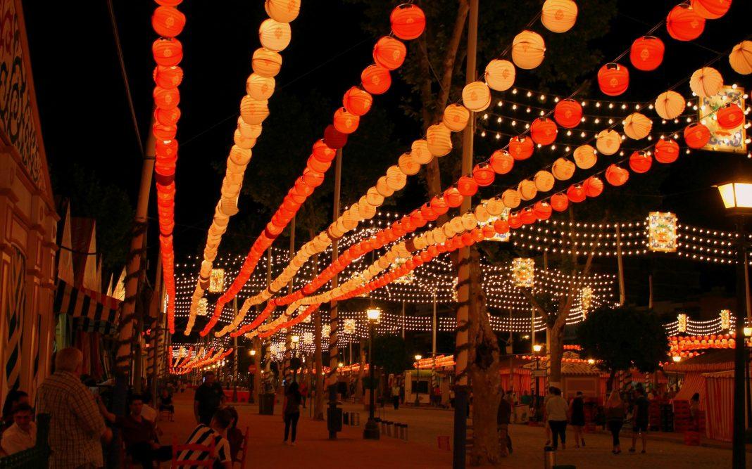 Feria de Abril en Palencia
