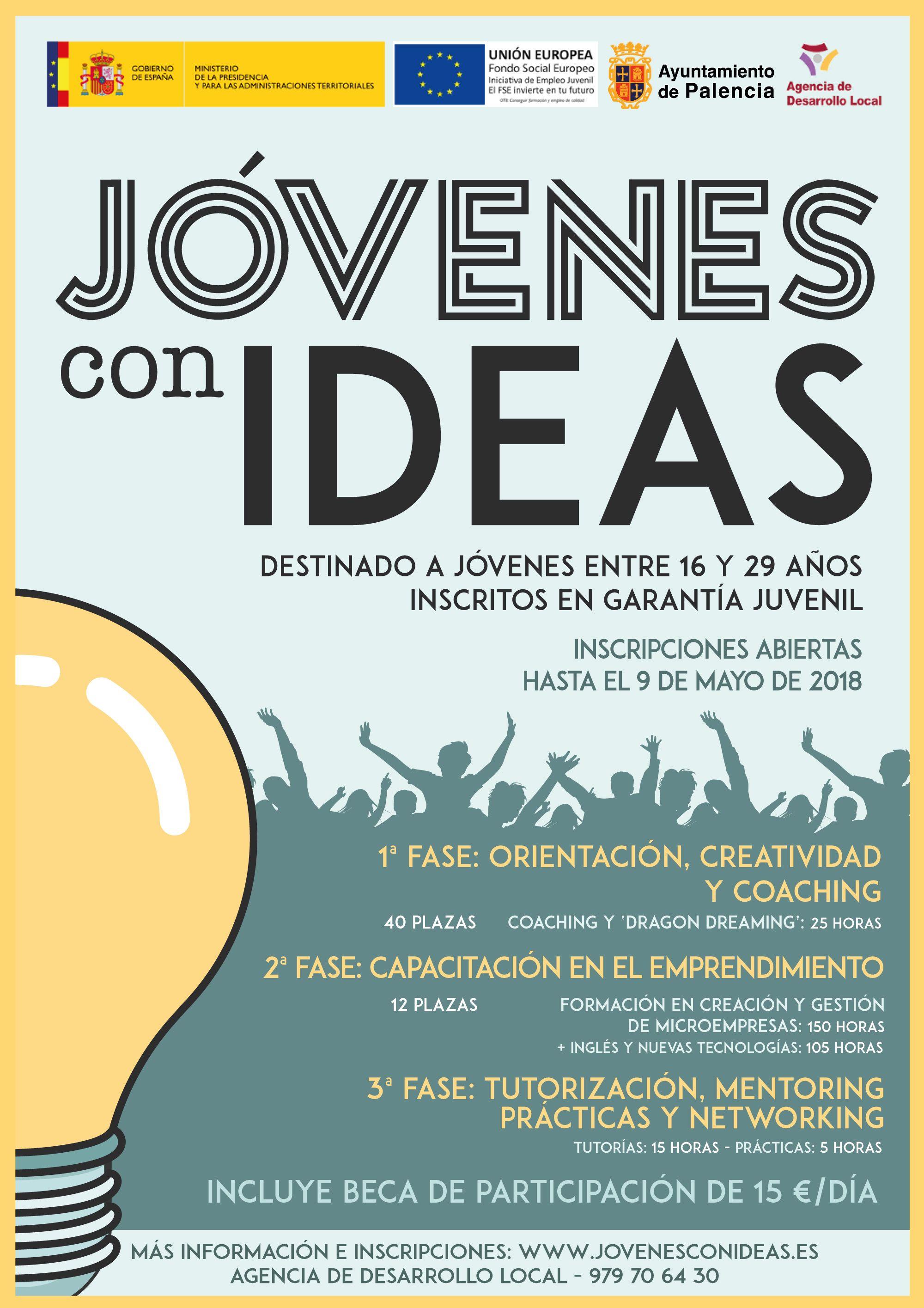 Jóvenes con Ideas