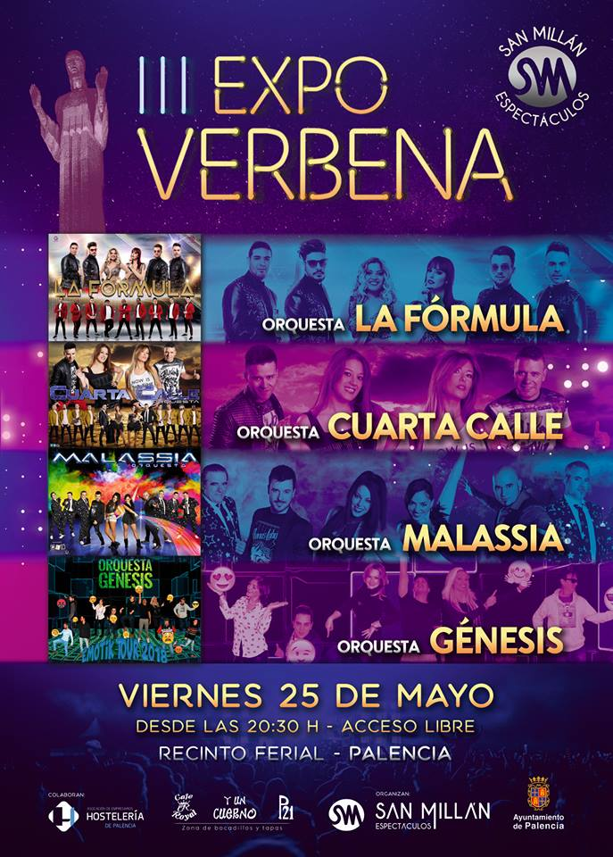 III ExpoVerbena Palencia 2018
